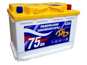 Подольские аккумуляторы - автомобильные батареи марки ПАЗ