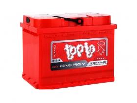 Авто аккумулятор Topla 60 А/ч, прямая полярность